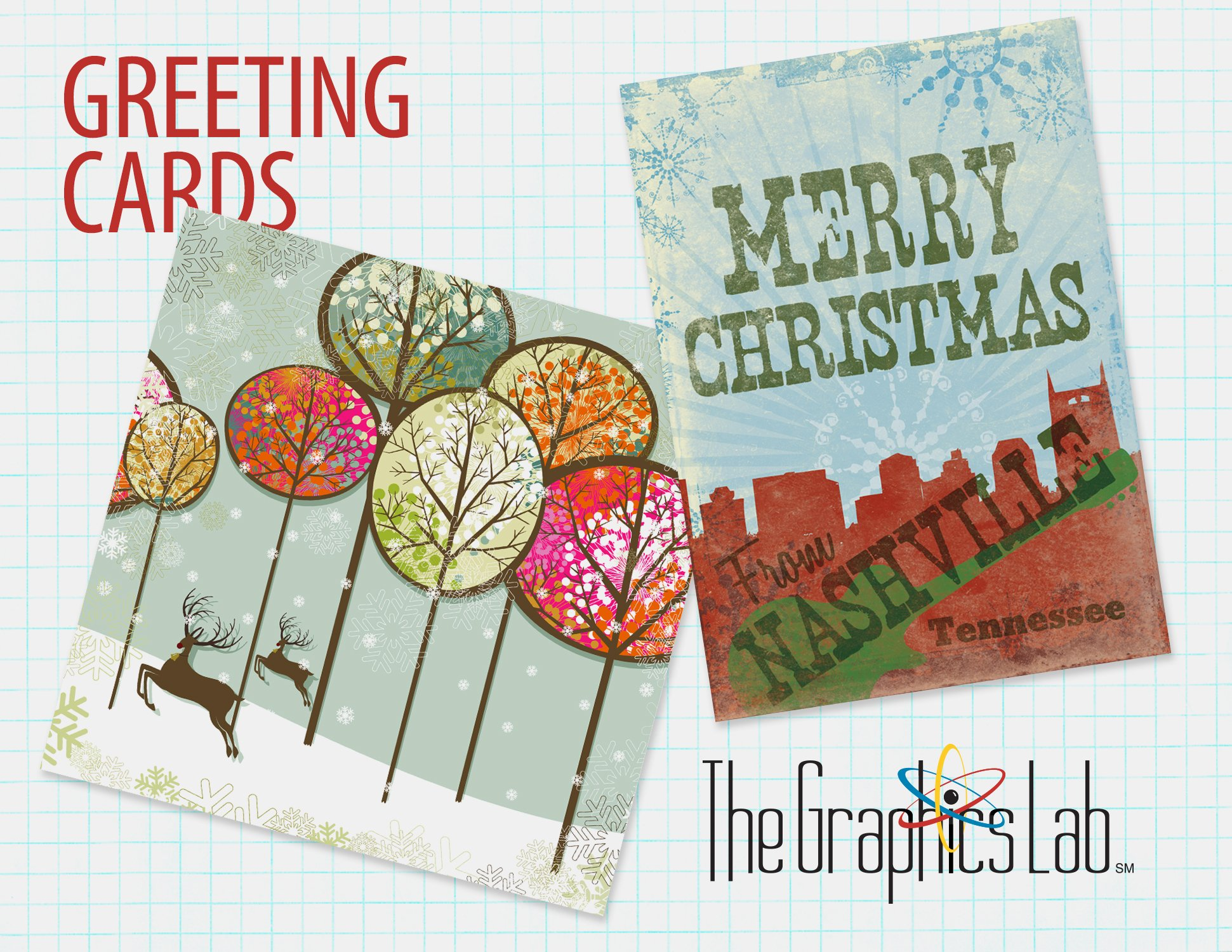 Got Your Holiday Greeting Cards ordered? – The Graphics Lab Graphic ...